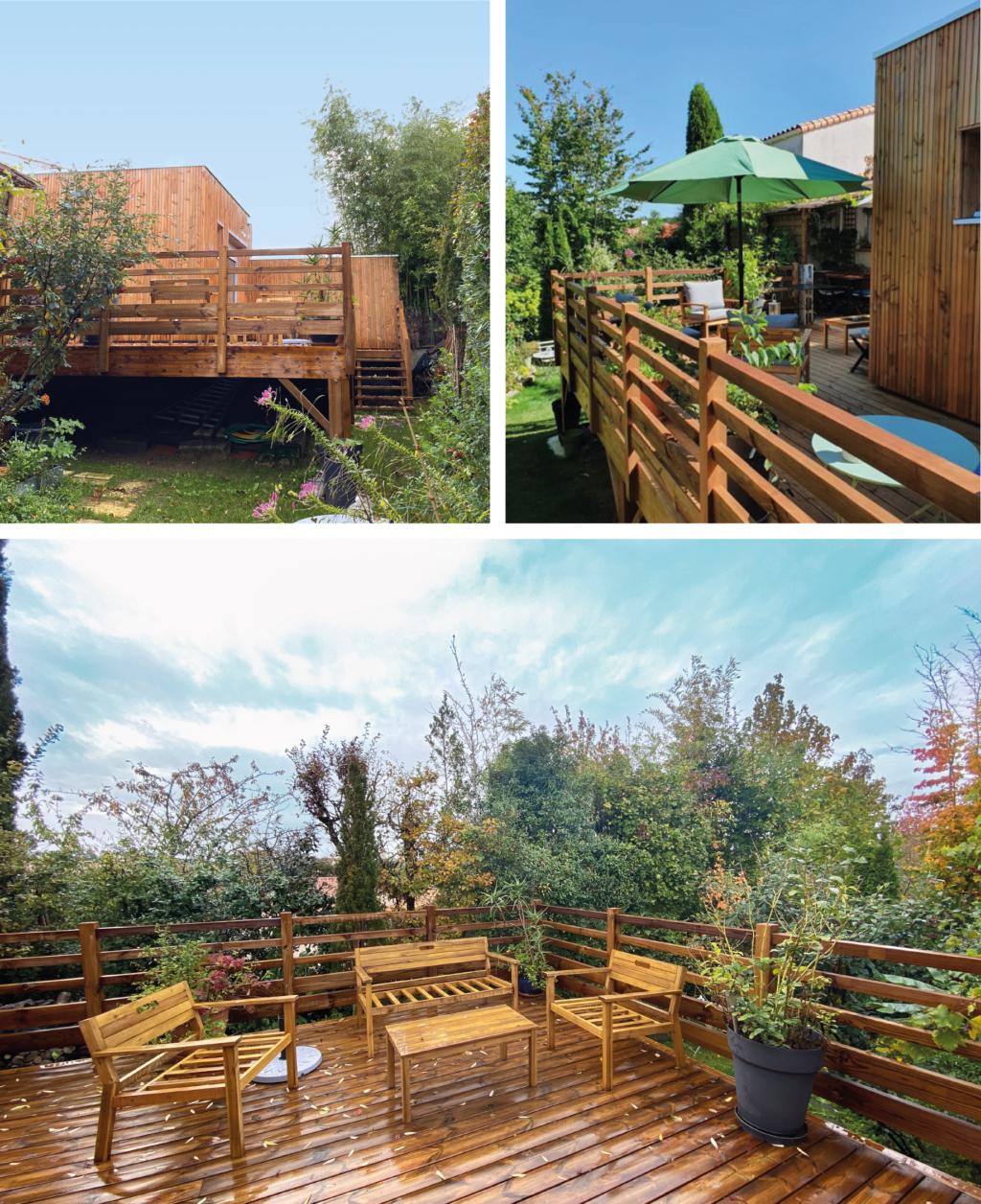 Agrandir sa maison avec une extension en ossature bois